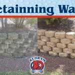 Paver Retainning Walls
