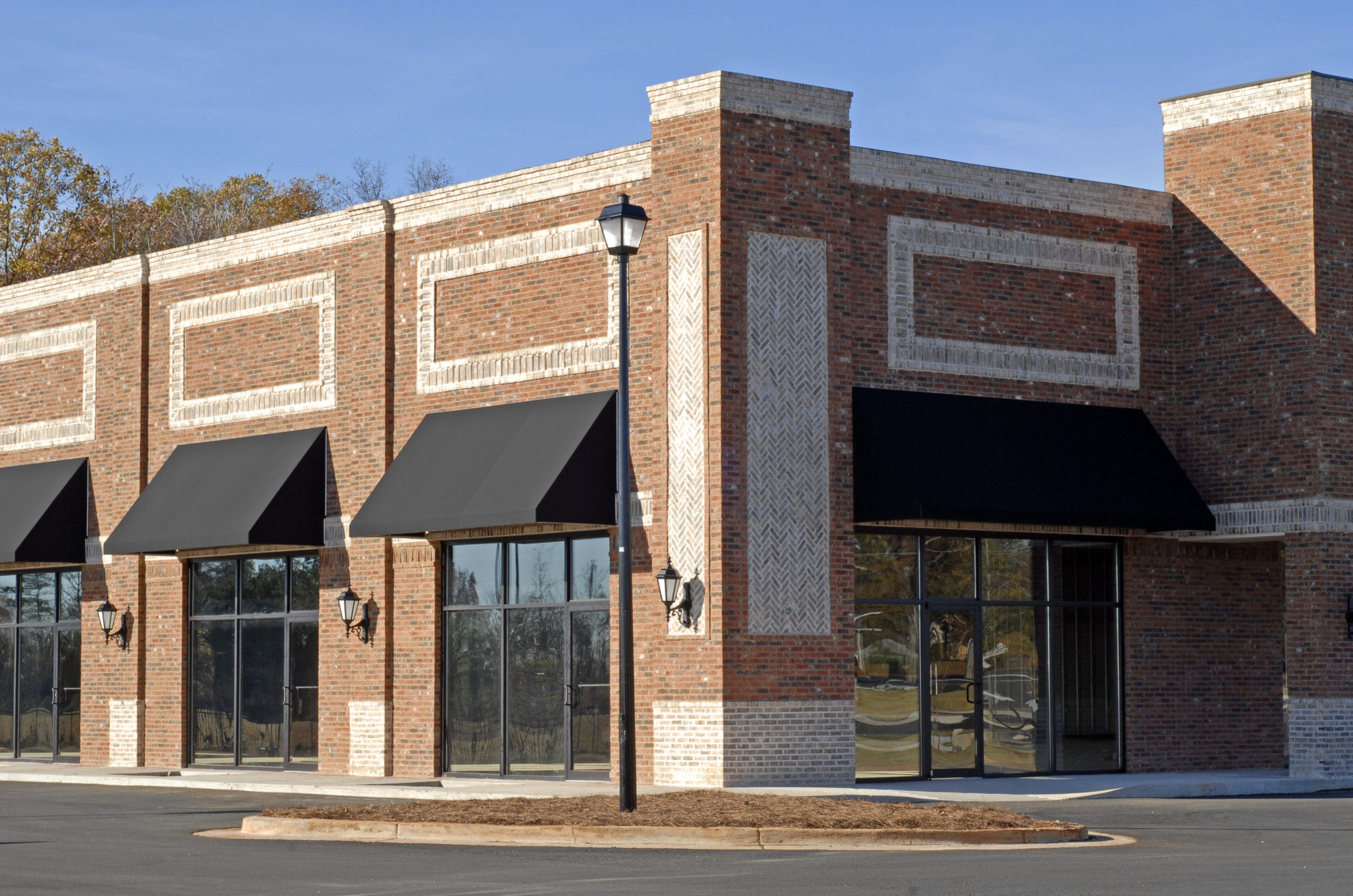 From restaurants to shopping centers, maintaining clean exterior walls free of dirt, grime and drainage stains says a lot about your stability and level of success. Don't let unsightly coverings on or around your property give customers or potential customers a bad impression of your business.